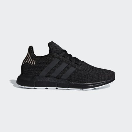 adidas Swift Run Shoes - Black | adidas US