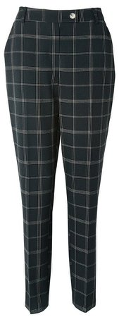 **Tall Checked Trousers