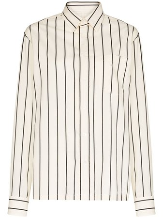 Sunflower Striped Cotton Shirt