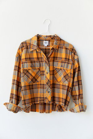 BDG Rayne Flannel Shirt | Urban Outfitters