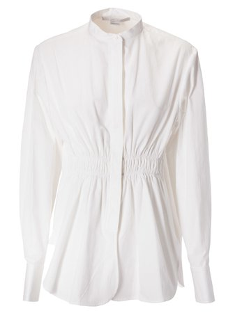 Stella Mccartney Fitted Waist Blouse