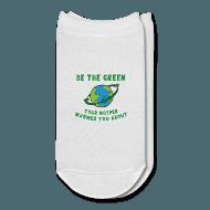 Shop Earth Day Socks online   Spreadshirt