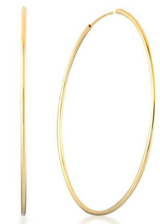 GIGI HOOPS GOLD