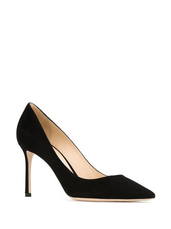 Jimmy Choo Romy 85mm Pumps - Farfetch