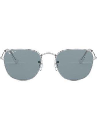 Ray-Ban Frank Square-Frame Sunglasses Aw20 | Farfetch.Com