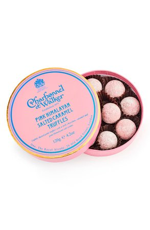 Charbonnel et Walker Flavored Chocolate Truffles in Gift Box   Nordstrom
