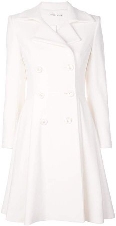 Alice+Olivia Leila flared coat