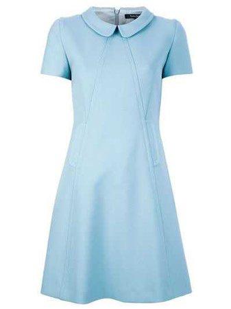 TARA JARMON Peter Pan Collar Dress would love for a certin vintage party.