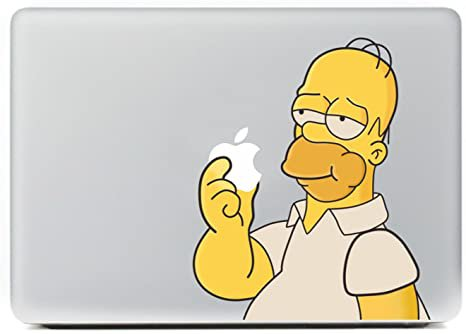 macbook simpson