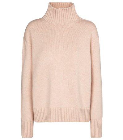 Loro Piana - Sete cashmere turtleneck sweater | Mytheresa