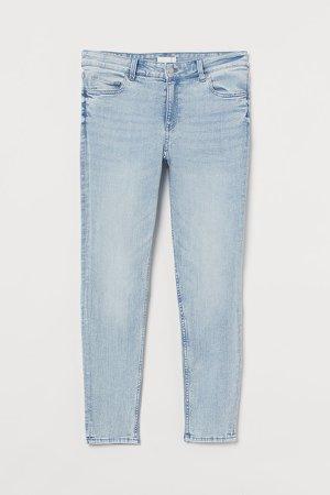 H&M+ Skinny Regular Jeans - Blue