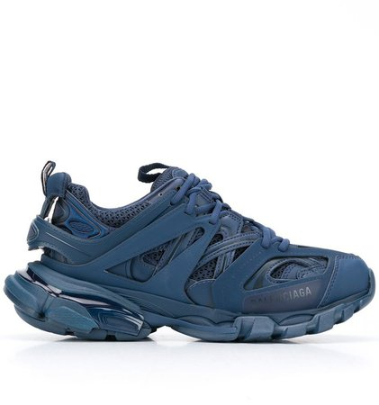 Track low-top sneakers