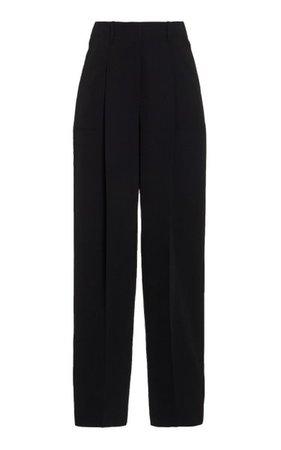 Jayda Wool-Twill Straight-Leg Trousers By Stella Mccartney | Moda Operandi