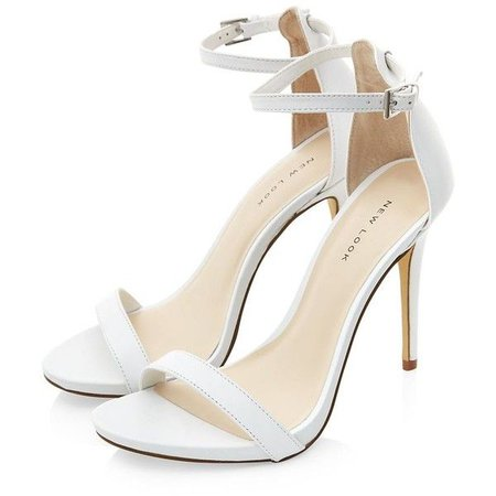 white high heel sandals - Google Search