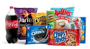 unhealthy snacks - Google Search