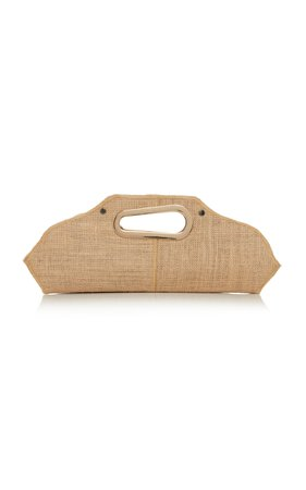 Holder Jute Bag by Khaore | Moda Operandi