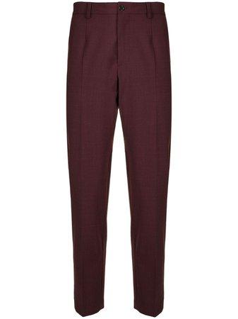 Dolce & Gabbana stretch-fit tailored trousers - FARFETCH