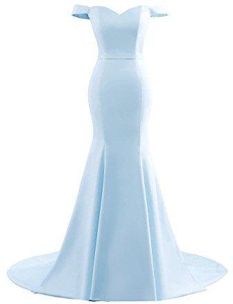 blue long prom dress polyvore - Google zoeken