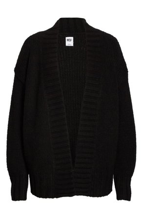 NSF Clothing Lainey Wool Blend Cardigan | Nordstrom