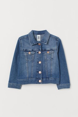 Denim Jacket - Denim blue - | H&M US