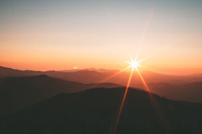 beige sand during sunset photo – Free Sun Image on Unsplash