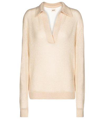 Khaite, Jo stretch-cashmere sweater