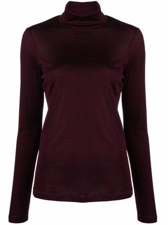 Tela jersey-knit roll-neck jumper - FARFETCH