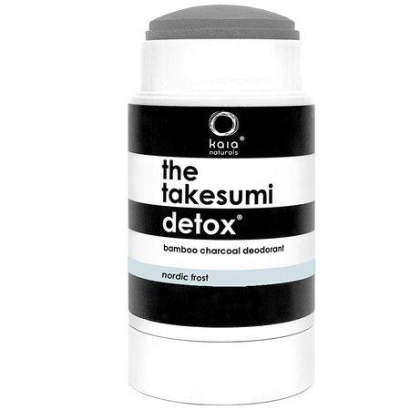 Kaia Naturals Takesumi Detox Deodorant in Nordic Frost – Beautyhabit