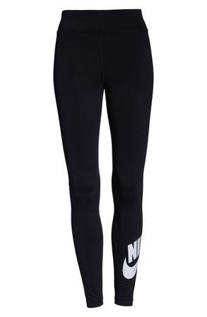 Nike Sportswear Legasee Futura High Waist Leggings | Nordstrom