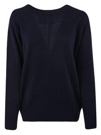 Chloé V-back Pullover