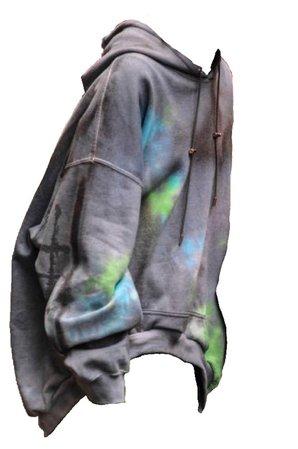 acid hoodie
