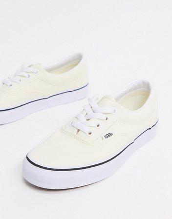 Vans Era sneaker in classic white | ASOS