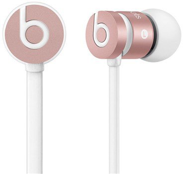 urBeats Wired Rose Gold Earphones - | Studentcomputers.co.uk