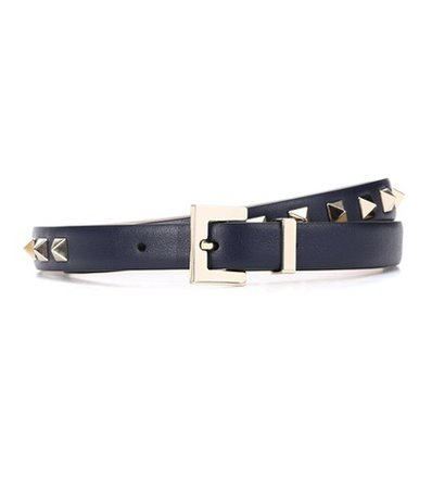 Valentino Garavani Rockstud leather belt