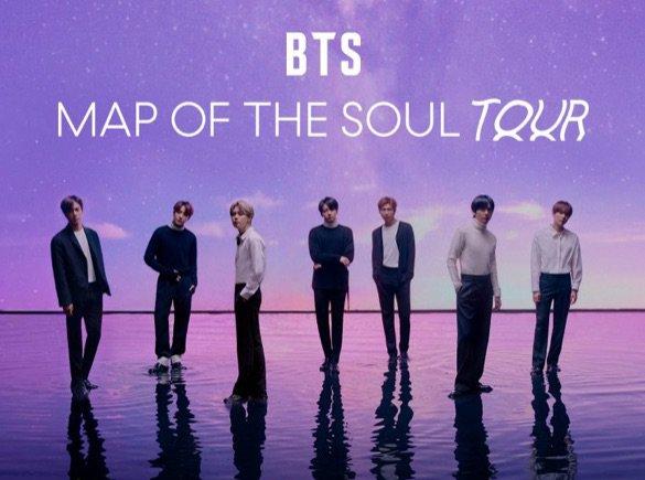 BTS Tour 2020