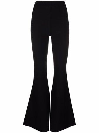 Stella McCartney high-waisted Flared Trousers - Farfetch