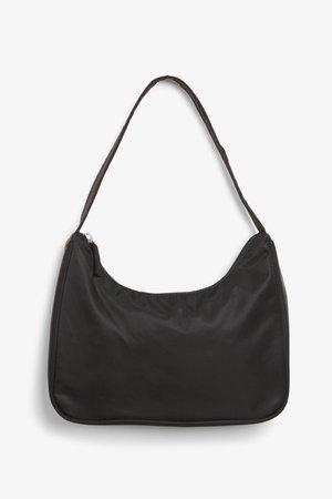 Shoulder bag - Black - Bags, wallets & belts - Monki WW