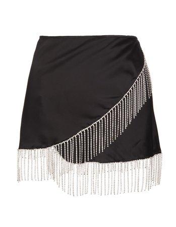 Black Gem Skirt