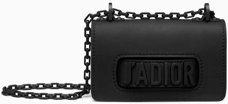 J'Adior Ultra Black Bag | Bragmybag