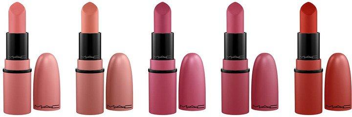 MAC Haute Gossip Mini Lipstick Kit