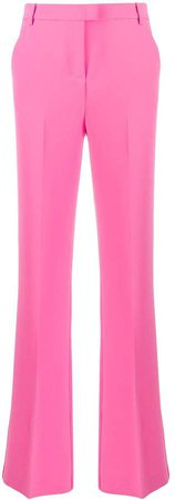 Tailored High Waisted Trousers