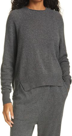 Lounge Cashmere Crewneck Sweater
