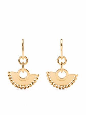 Missoma Zenyu Chandelier Hoop Earrings - Farfetch