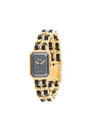 Shop Chanel Pre-Owned pre-owned Premiere L 20mm with Express Delivery - Farfetch