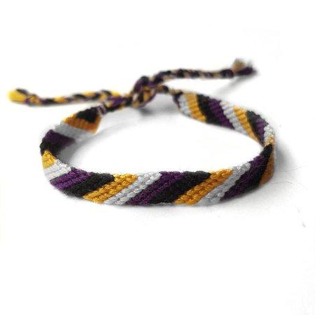Non-Binary Bracelet Jewelry Non-Binary Anklet Friendship | Etsy
