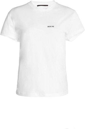 Haider Ackermann T-Shirt Move Me
