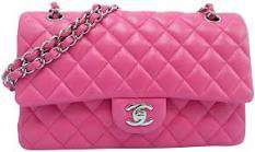 hot pink chanel bag - Google Search