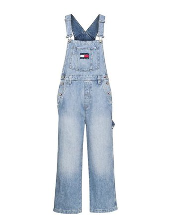 New Dungaree Denim Ntslr (90s Light Bl Rig) (139 €) - Tommy Jeans