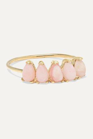 Gold Gold jade ring | Loren Stewart | NET-A-PORTER