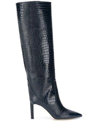 Jimmy Choo Mavis 85 Boots Aw19 | Farfetch.com